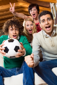 Don't  let a plumbing emergency spoil your World Cup party.
