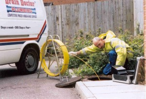 A Drain Doctor CCTV survey will show you what is in your drains.
