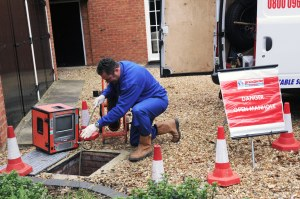 Drain Doctor CCTV inspection